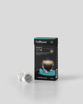 Caffesso - Sidamo - Intensity 10
